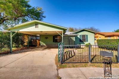 San Antonio Single Family Home New: 323 Riverdale Dr