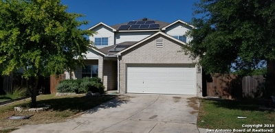 Single Family Home For Sale: 8607 Brisa Royale