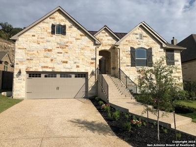 San Antonio Single Family Home New: 16942 Sonoma Ridge
