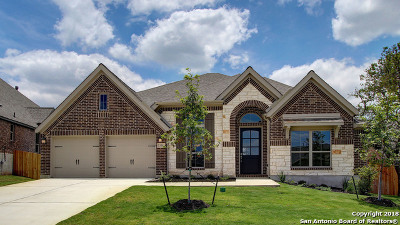 Boerne TX Single Family Home New: $493,900