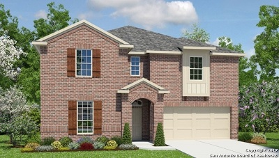 San Antonio Single Family Home New: 8506 Briscoe Field