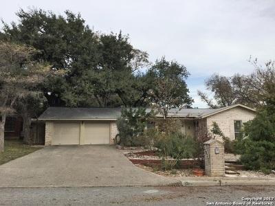 San Antonio Single Family Home New: 5303 Keystone