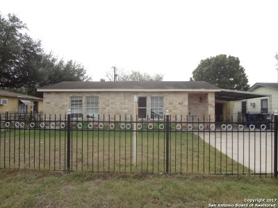 San Antonio Single Family Home New: 2222 Bronte St