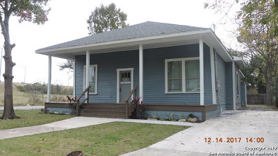 San Antonio Single Family Home New: 220 Berkshire Ave