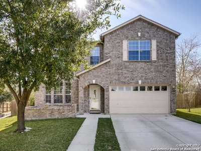 Live Oak Single Family Home New: 11001 Crystal Pln