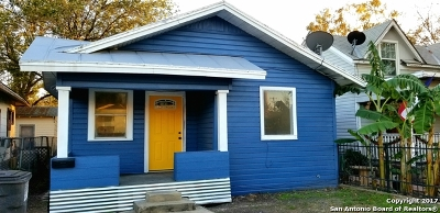 San Antonio Single Family Home New: 210 Virginia Blvd