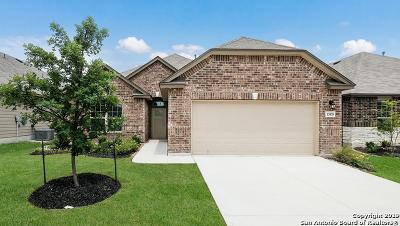 San Antonio Single Family Home Back on Market: 13835 Prosper Oaks
