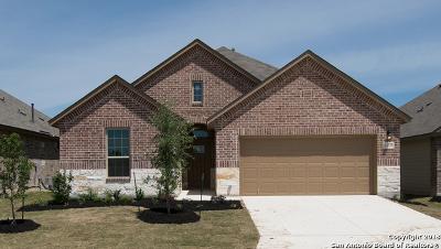 San Antonio Single Family Home New: 13839 Prosper Oaks
