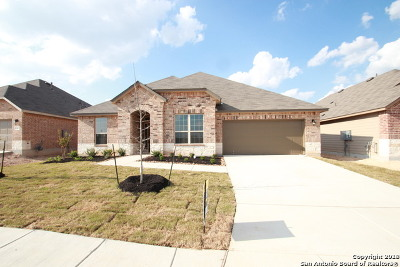 San Antonio Single Family Home New: 13843 Prosper Oaks