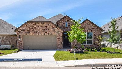 San Antonio Single Family Home New: 13906 Prosper Oaks