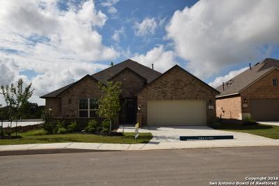 San Antonio Single Family Home New: 13854 Prosper Oaks
