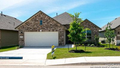 San Antonio Single Family Home New: 13910 Prosper Oaks