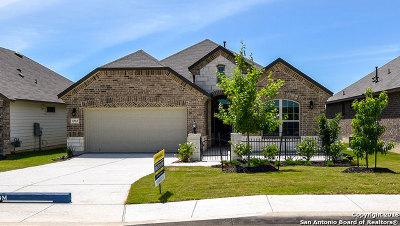San Antonio Single Family Home New: 13914 Prosper Oaks