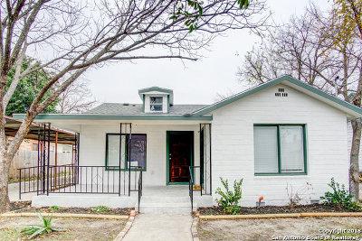 San Antonio Single Family Home New: 1119 Pine St