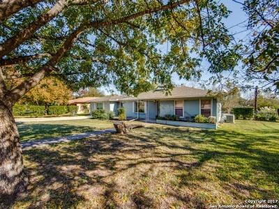 San Antonio Single Family Home New: 2602 Benrus Blvd