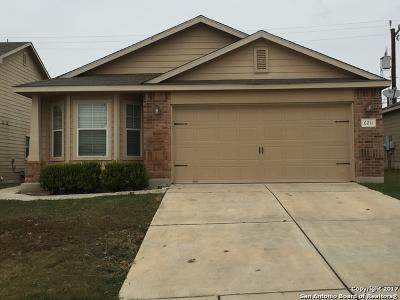 San Antonio Single Family Home New: 6211 Post Ml