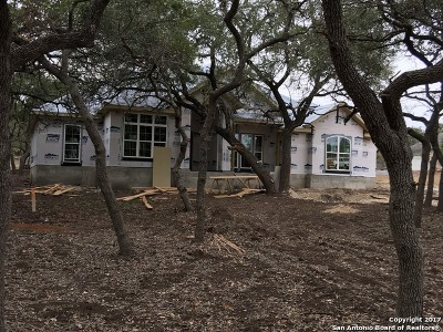 Comal County Single Family Home New: 15013 Canterbury Rd