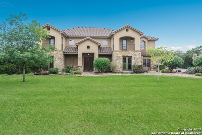 Helotes Single Family Home New: 317 Forever Ridge