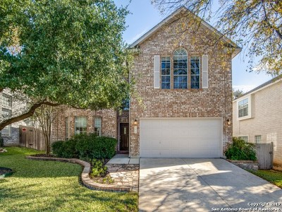 San Antonio Single Family Home New: 13610 Morningbluff Dr