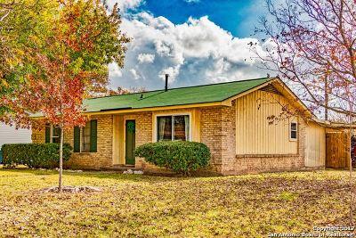 San Antonio Single Family Home New: 102 Covina Ave