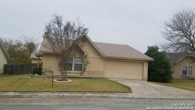 San Antonio Single Family Home New: 5719 Three Springs Dr