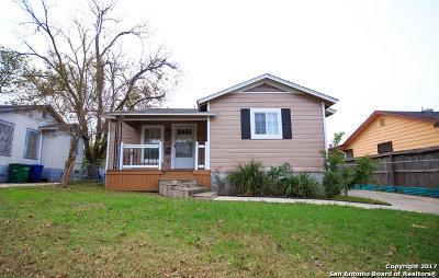 San Antonio Single Family Home New: 730 W Olmos Dr