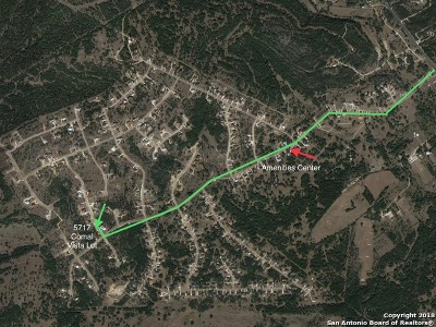 Residential Lots & Land For Sale: 5717 Comal Vista