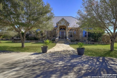Boerne TX Single Family Home New: $799,000