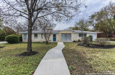 San Antonio Single Family Home New: 202 Beverly Dr