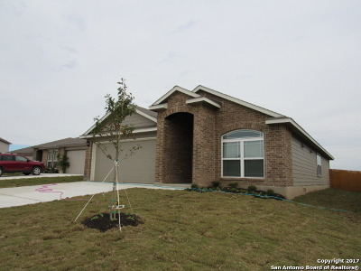 Guadalupe County Single Family Home New: 1016 Sandwell Court
