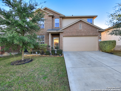 San Antonio Single Family Home New: 12142 Karnes Way