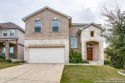 Leon Valley Single Family Home New: 6356 Parsley Hl