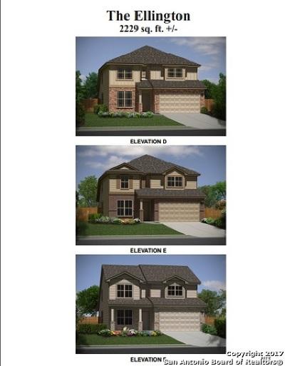 San Antonio Single Family Home New: 5938 Bridle Bend