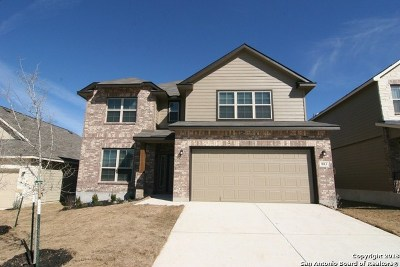 New Braunfels Single Family Home New: 883 Mayberry Ml