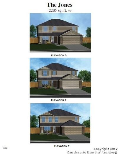 San Antonio Single Family Home New: 11314 Apple Jack