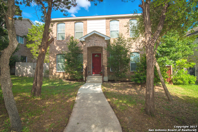 San Antonio Single Family Home New: 8212 Olde Village Dr