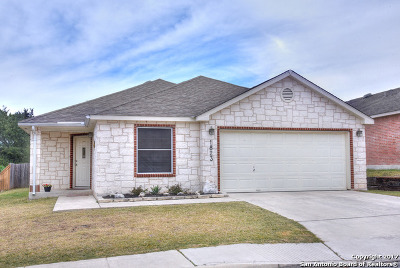 San Antonio Single Family Home New: 1823 Vinca Mnr