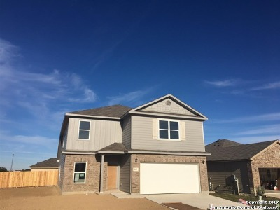 Guadalupe County Single Family Home New: 317 Franchi Way