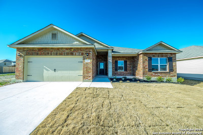 Guadalupe County Single Family Home New: 144 Fabarm
