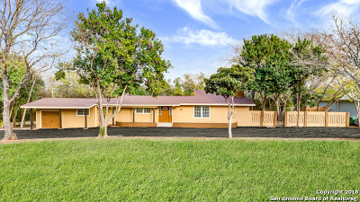 San Antonio Single Family Home New: 150 Ridge Dr