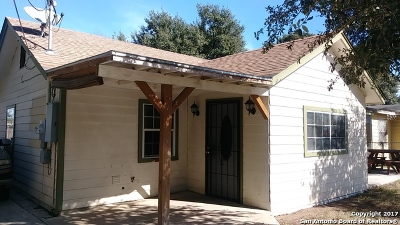 San Antonio Single Family Home New: 107 Prospect