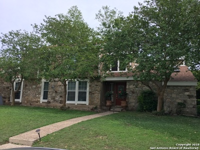 San Antonio Single Family Home New: 1214 White Pine St