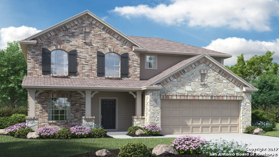 Cibolo Single Family Home New: 11806 Caitlin Ash