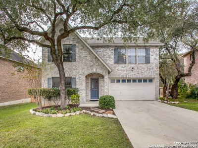 Jbsa Ft Sam Houston Single Family Home New: 17619 Krugerrand Dr