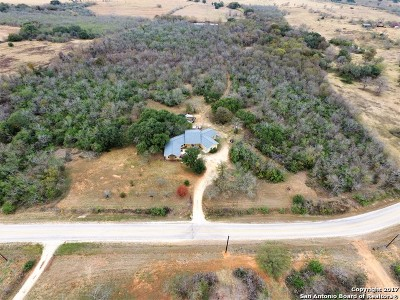 Guadalupe County Single Family Home New: 5690 Woelke Rd
