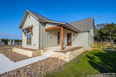 Canyon Lake Single Family Home Price Change: 1440 Whispering Hills Dr