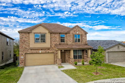 Single Family Home For Sale: 6127 Clematis Trl