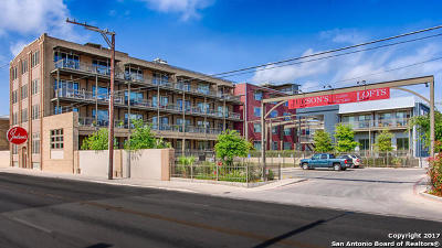 Bexar County Condo/Townhouse New: 831 S Flores St #1101