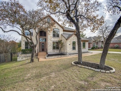 Bexar County Single Family Home New: 27918 George Obrien