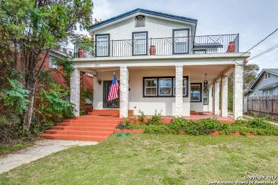Bexar County Single Family Home New: 211 E Huisache Ave